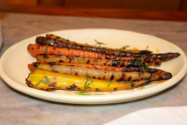 Walnut Street Cafe - Honey-Roasted Carrots
