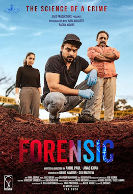 Forensic 2020 Hindi Mal Dual Audio Uncut WEB-DL x264 ESub