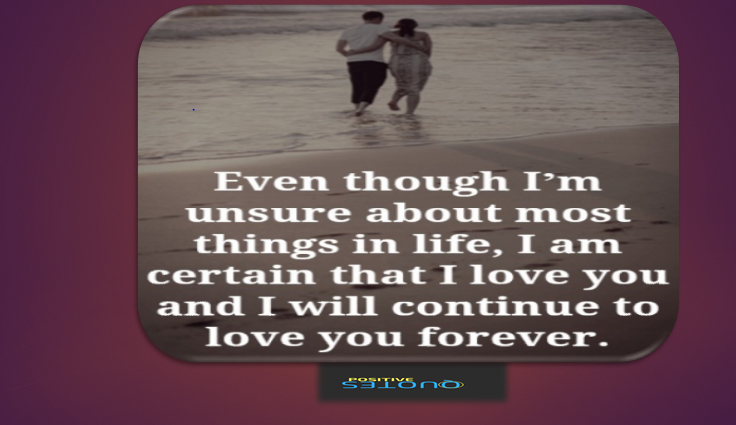 Love Quotes and message