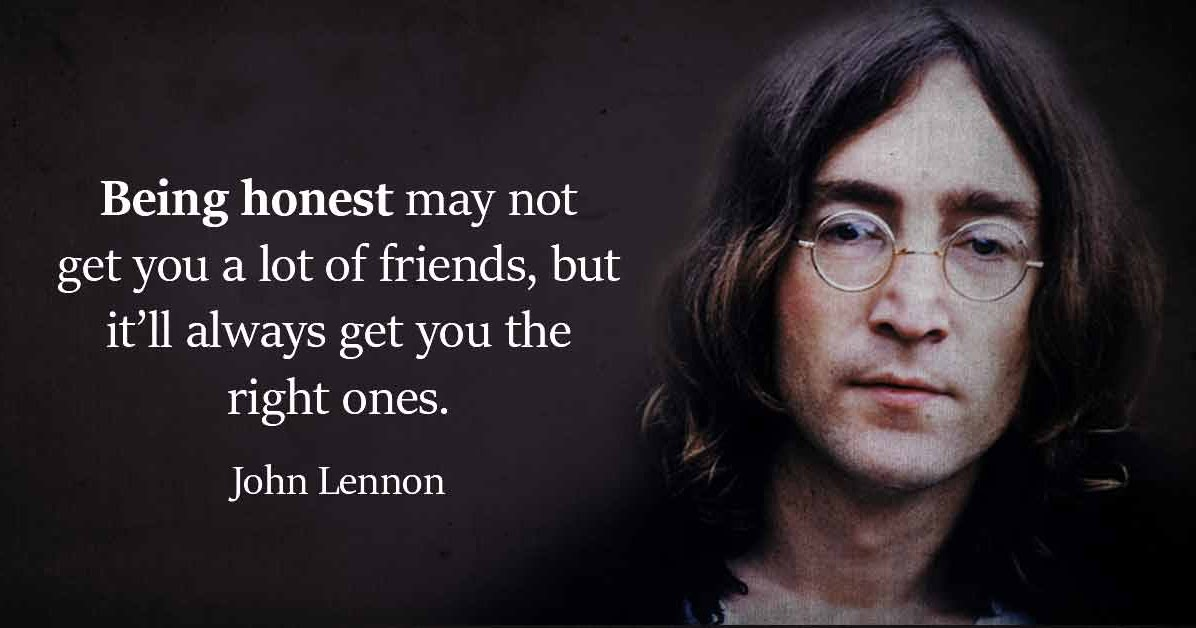 14 Quotes on Love, Life and Peace by John Lennon