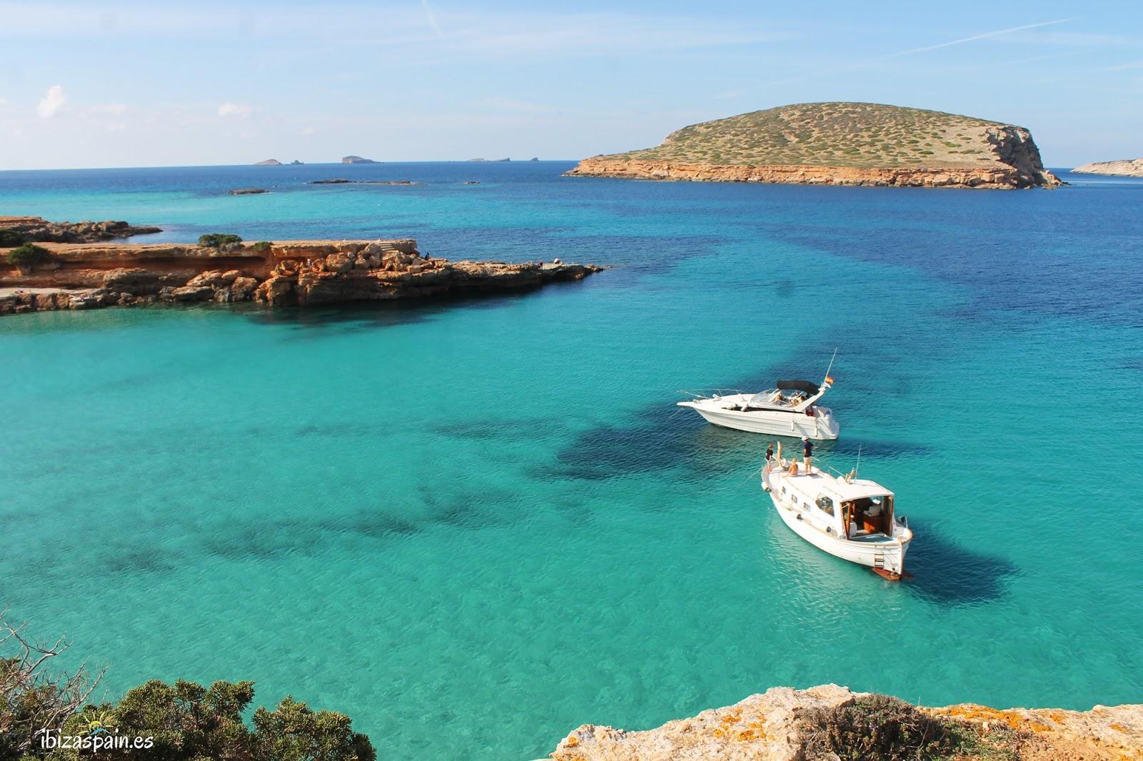 Playa de Cala Conta Cala Compte Ibiza
