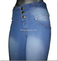 Pantalones de moda levanta pompis Baratos fabricas de pantalones