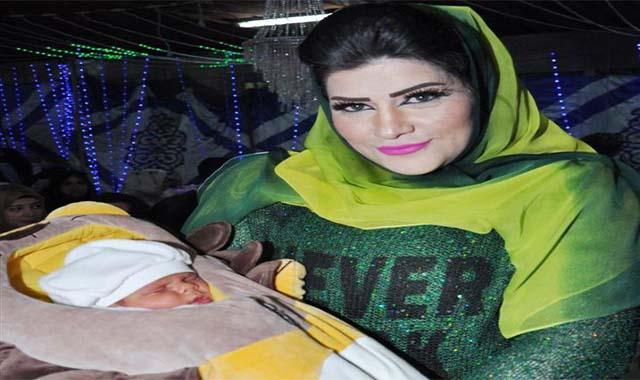 زوجة سعد الصغير ترد عليه بالدموع بعد إعلان زواجه