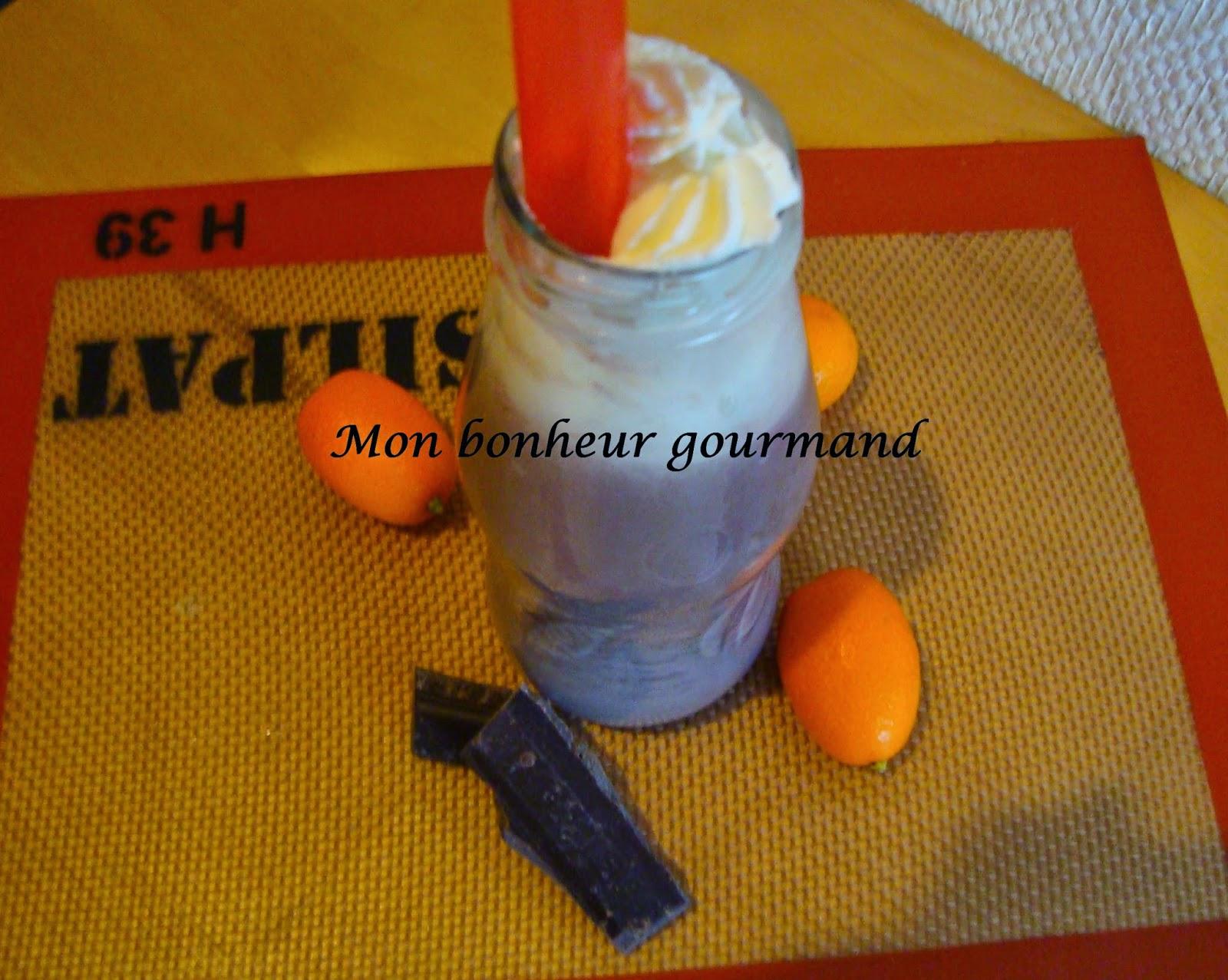 Chocolat viennois kumquat