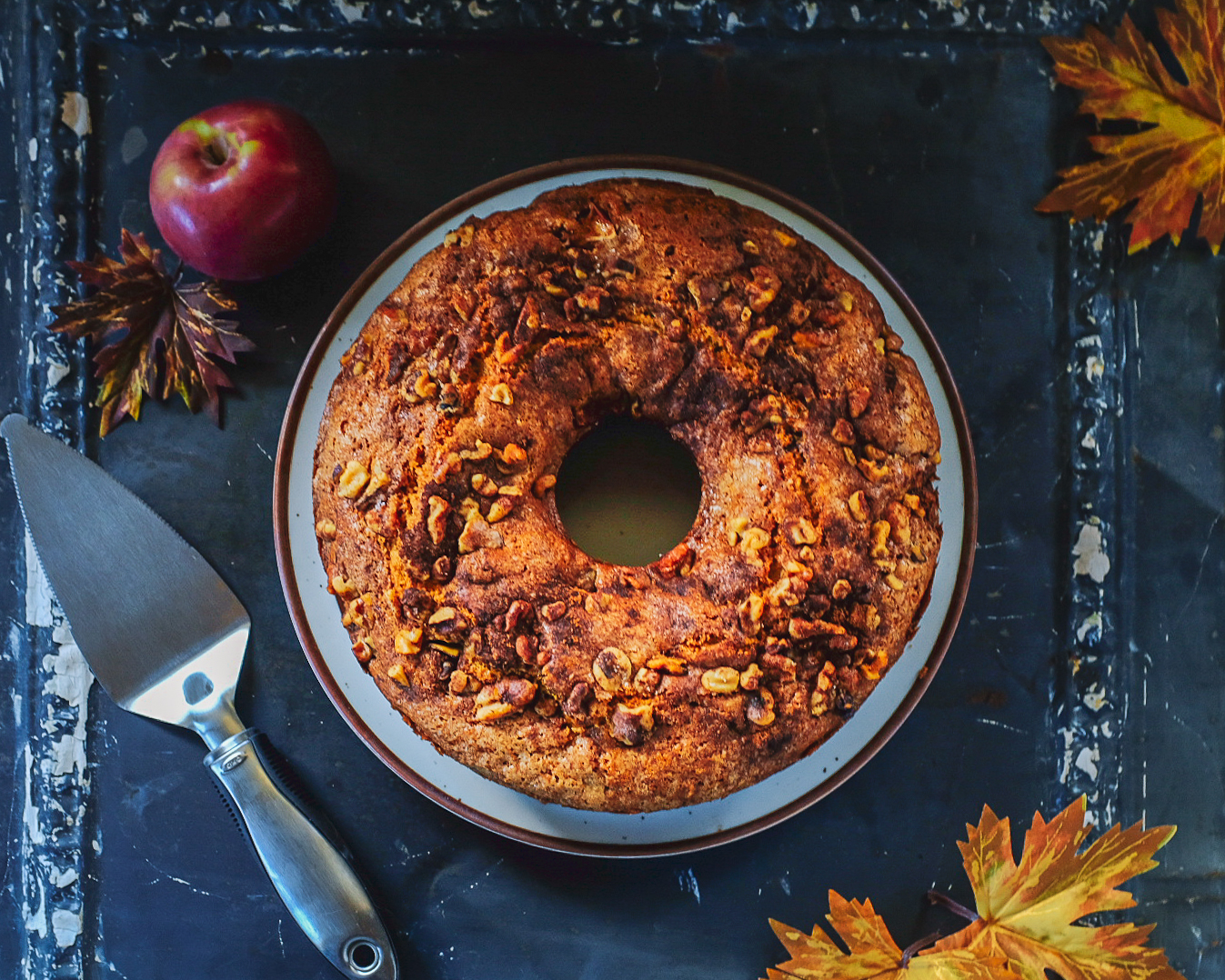 Maple Apple Cake