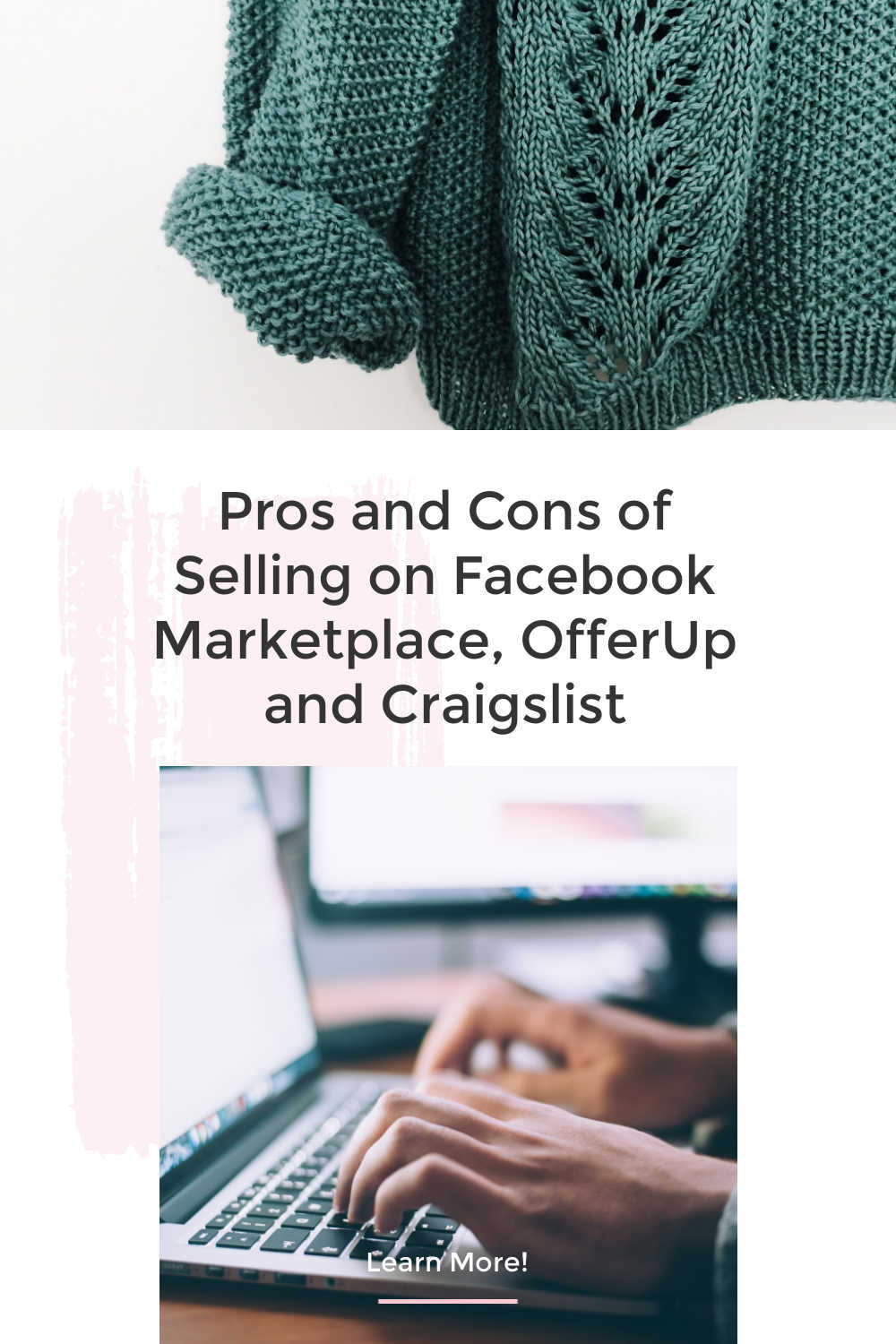 pros and cons of various sales platforms
