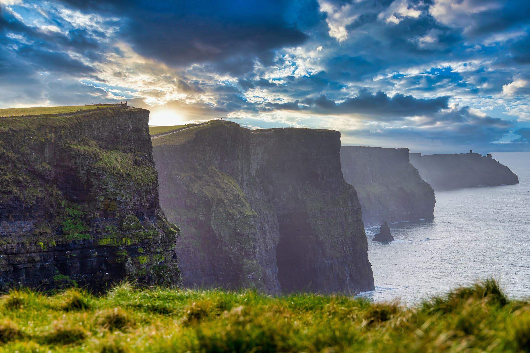 Irlanda. Acantilados de Moher