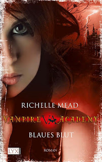Rezension Vampire Academy Blaues Blut Richelle Mead nanawhatelse
