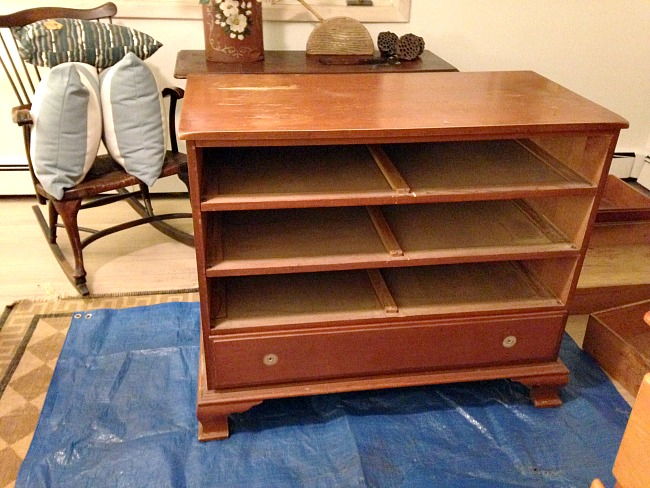 Giving New Life to Mismatched Vintage Furniture