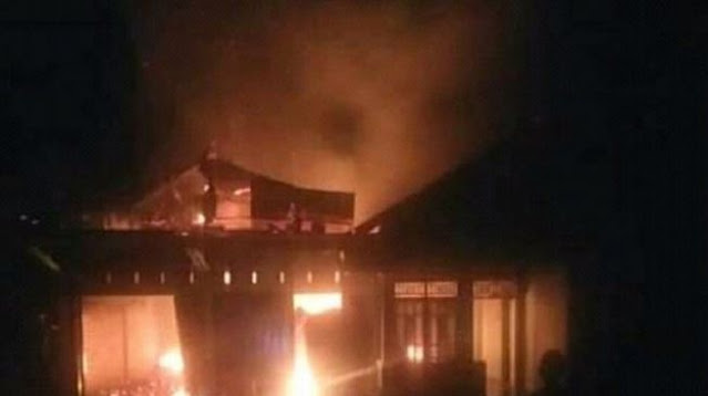 Gedung RTMC Polda Jatim Terbakar, Aktivitas Layanan Masyarakat Normal