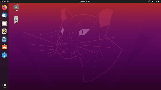 Ubuntu Linux 20.04