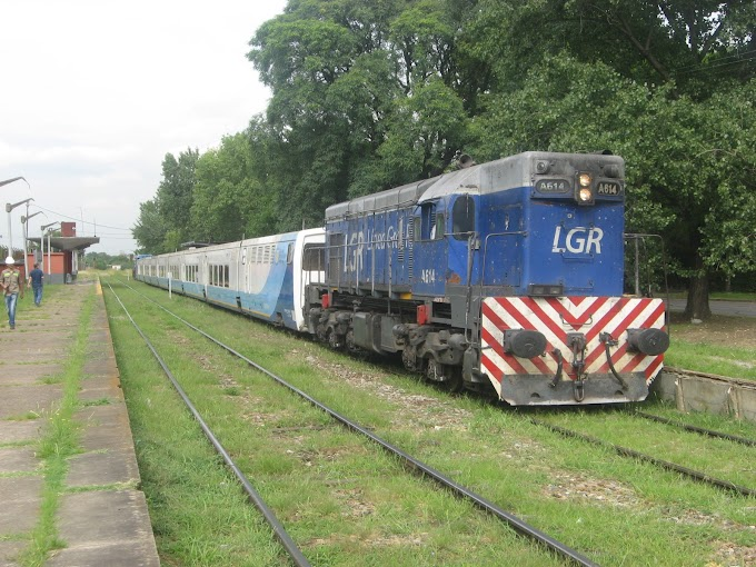 Se realizó una prueba sin pasajeros con uno de los trenes Talgo IV