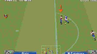 gameplay super shot soccer