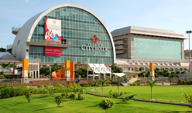 Select Citywalk, Best Places to Visit in Delhi
