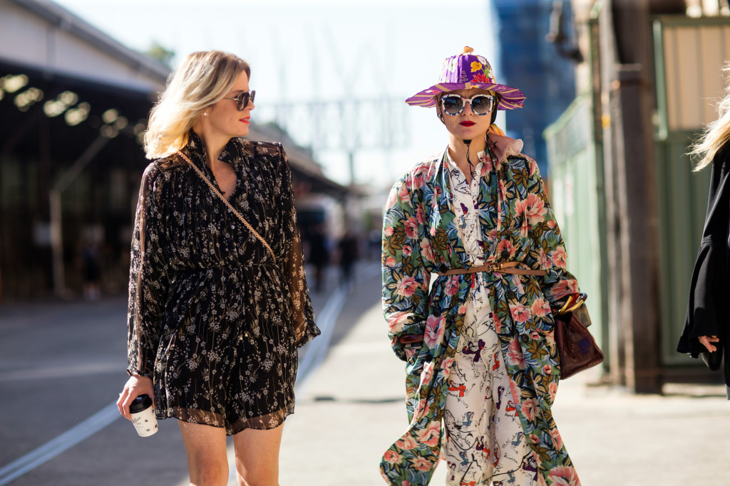 Street Style Looks from Australia Fashion Week 2016
