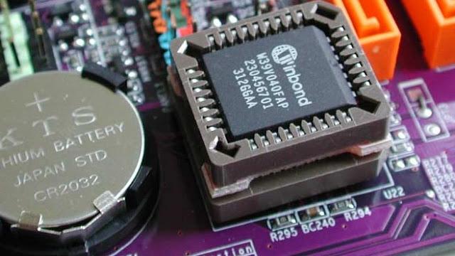 كيفية تحديث البيوس BIOS؟ خطوة بخطوة