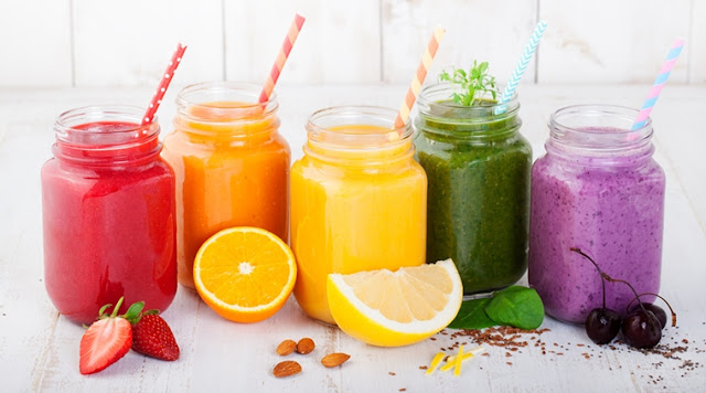 smoothie juicen blenden fitte zomer
