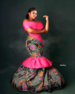 Short ankara styles vs long ankara styles pictures 2020