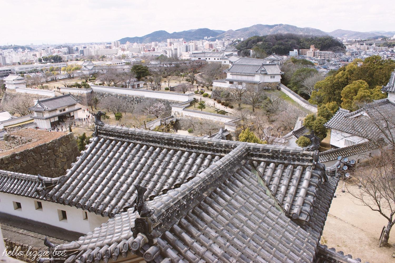 himeji landscape