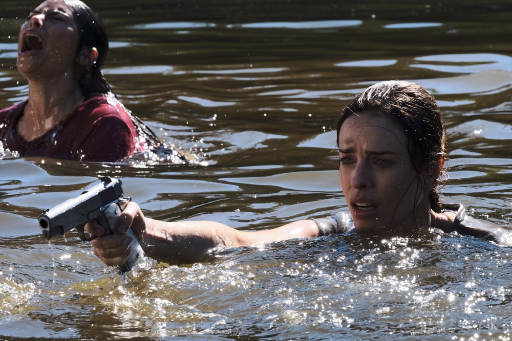 Black Water Abyss, Movie Review by Rawlins, Horror, Crocodile, Rawlins GLAM, Rawlins Lifestyle