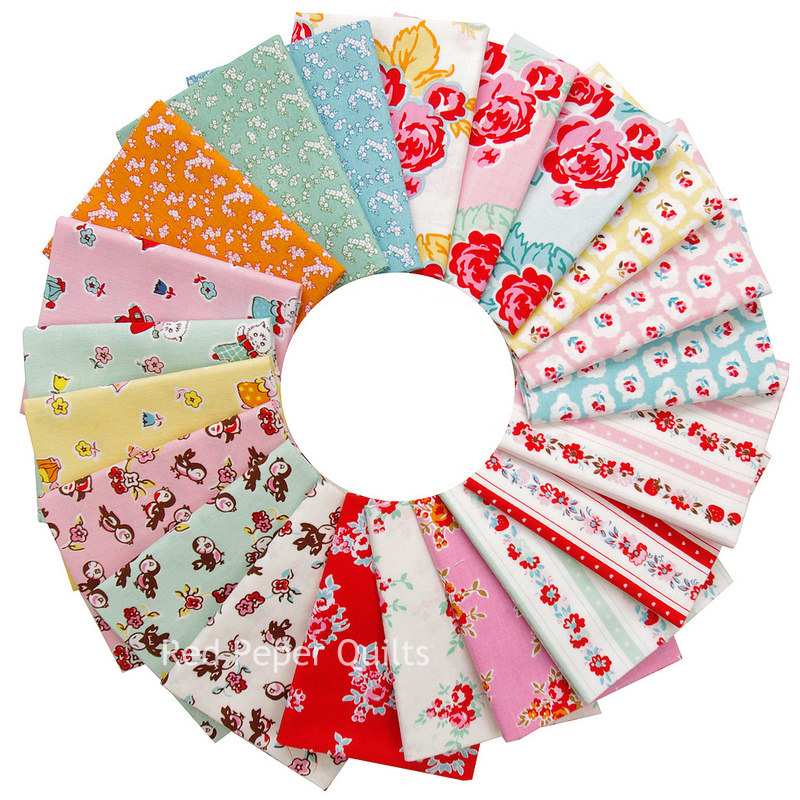 Milk, Sugar and Flower by Elea Lutz for Penny Rose Fabrics | Red Pepper Quilts