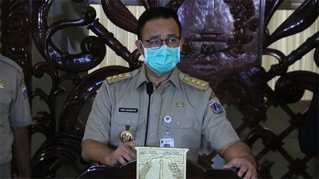 Kabar Gembira! Anies Bakal Kasih Uang 1 Juta Per KK Selama Wabah Virus Corona