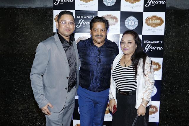 4. Nihit Srivastava with Udit Narayan