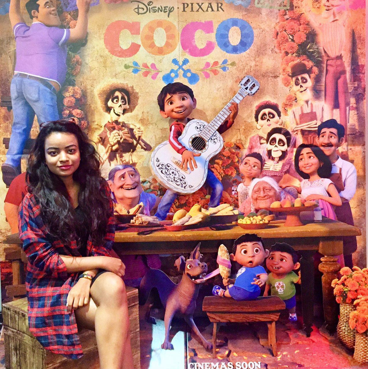 Cute Dia De Los Muertos Wallpaper Coco Disney Pixar Premier Show