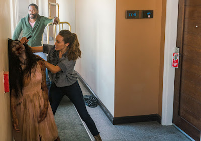 Fear The Walking Dead S2E11: Pablo e Jessica