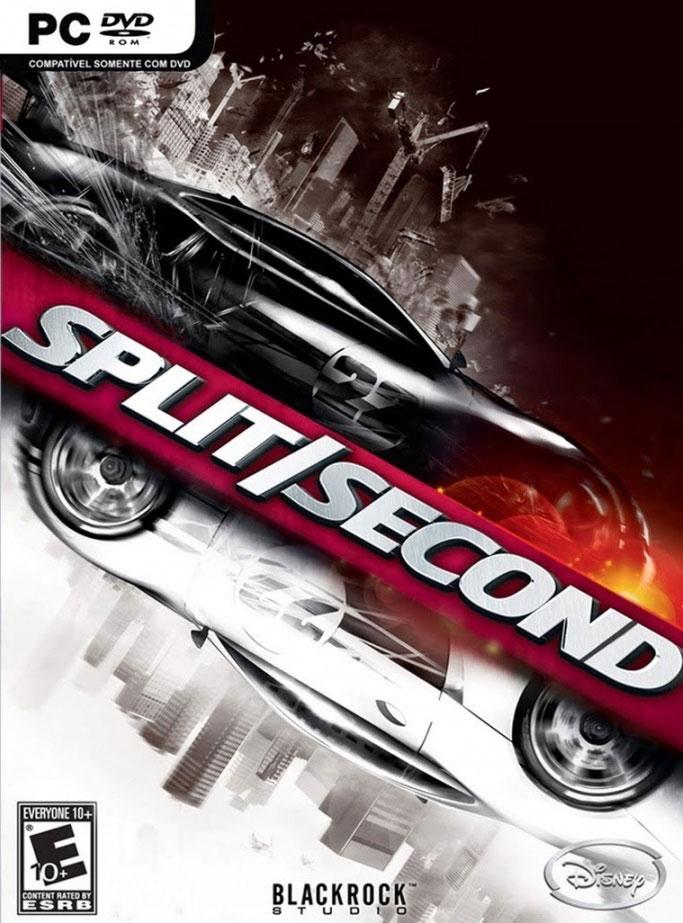 تحميل لعبة السباق Split / Second Velocity
