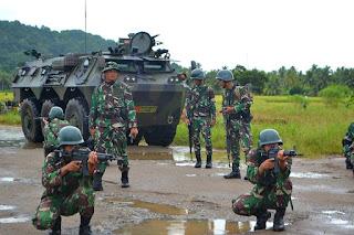 Danyonif Mekanis 643/Wns : Bintara Adalah Motor Penggerak Satuan