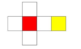 gambar jaring jaring kubus 4