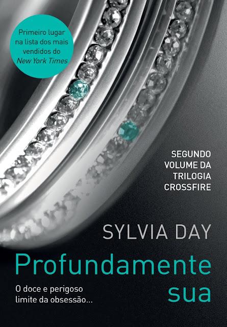 News: Capa de Profundamente Sua, da autora Sylvia Day 17