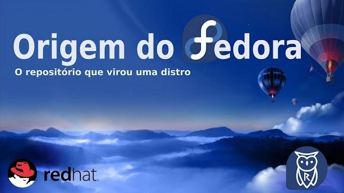 Origem do Fedora: O Repositório que um sistema Linux