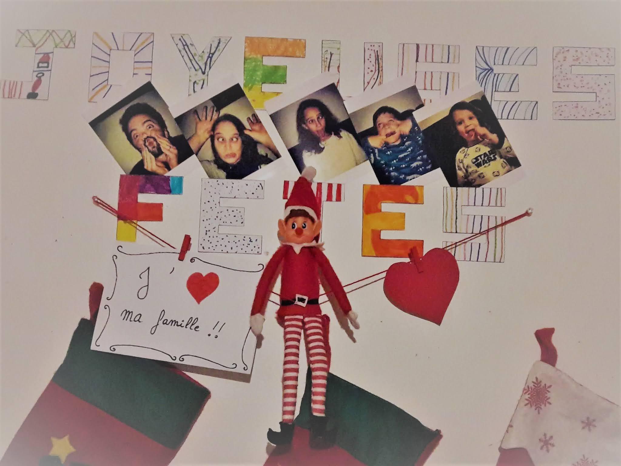 elf on the shelf ideas lutin elfe de noel betises idées
