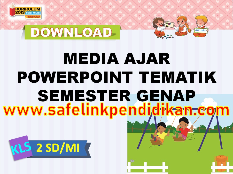 Media Ajar Powerpoint Tema 5 6 7 8 kelas 2 sd/mi
