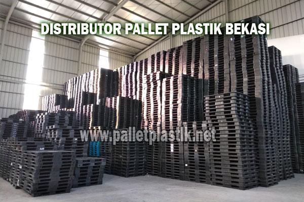 distributor pallet plastik bekas bekasi terpercaya