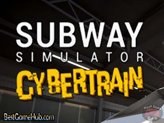 Subway Simulator Cyber Train Game