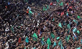 Korban Asyura Syiah di Karbala Bertambah jadi 31 Orang, 100 Orang Cedera