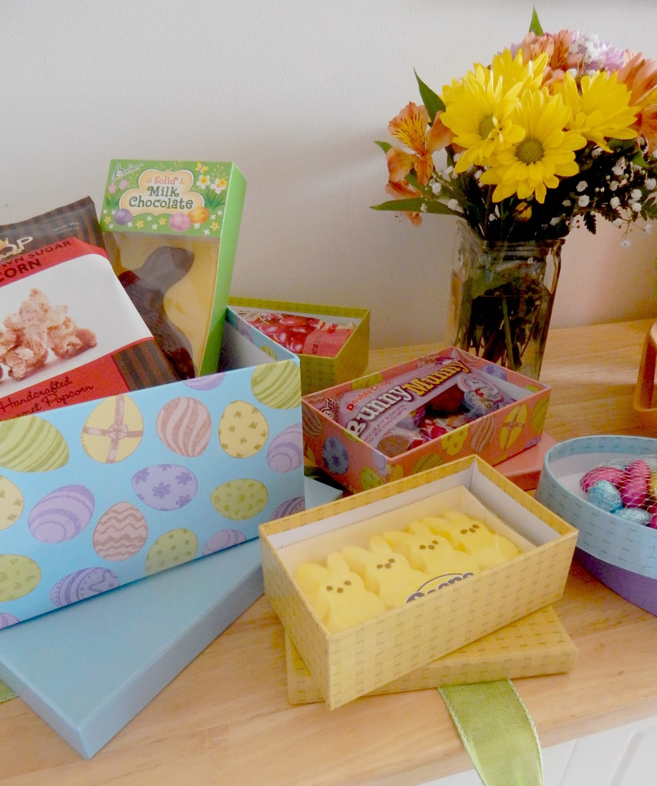 Allys sweet and savory eats the ultimate easter basket giveaway easter is also a big deal for gourmetgiftbaskets their gifting experts are always coming up with new baskets and towers for the whole family and for negle Image collections