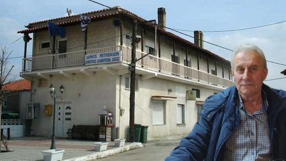 Πρόεδρος κοινότητας Δόξας Άγγελος Σοβαράς:Ο 87χρονος δεν είχε  ιδιαίτερη κοινωνική δραστηριότητα καθώς είναι άνθρωπος του σπιτιού