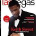 Legendary R&B Multi-platinum Recording Artist KEITH SWEAT Covers LAS VEGAS MAGAZINE