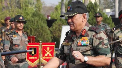 Why Lt Gen Bipin Rawat was chosen as India's next Army chief over his seniors ?