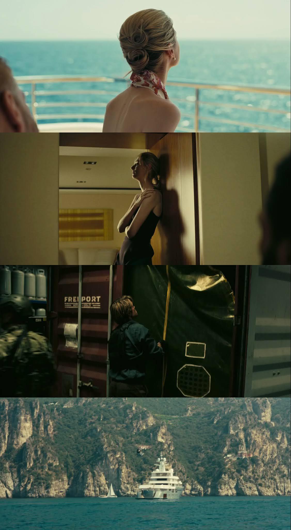 Tenet (2020) HD 720p Latino