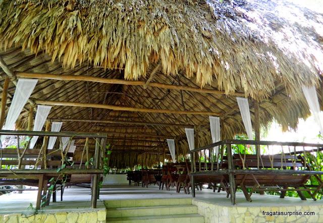 restaurantes em Tikal, Guatemala