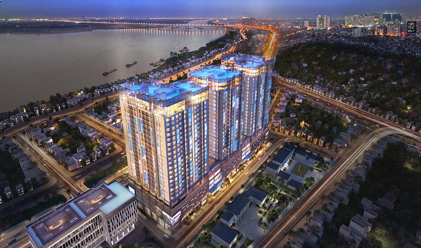 Dự án chung cư số 3 Lương Yên