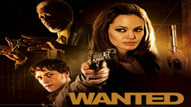 Wanted (2008) Hindi Dubbed Movie [ 720p + 1080p ] BluRay Download