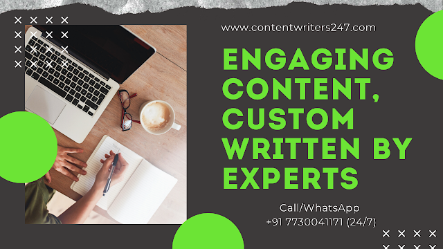 Content Writers Bangalore
