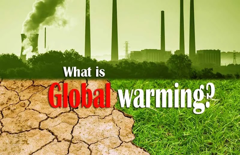 What-is-global-warming
