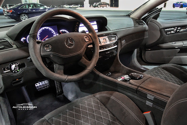 mercedes cl steering wheel